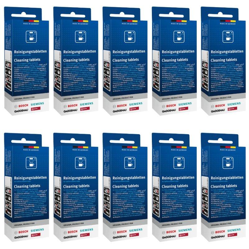 Bosch Neff Reinigungstabletten 311940 311769 310575 Siemens Gaggenau
