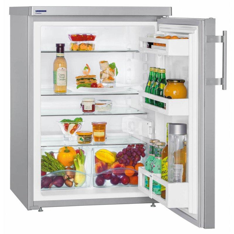 Liebherr k hlschrank tpesf1710 21 edelstahlfront eek - Refrigerateur table top sans freezer ...