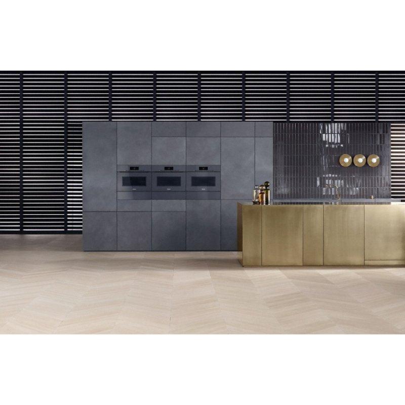 miele backofen h6860bpx eek a graphitgrau. Black Bedroom Furniture Sets. Home Design Ideas
