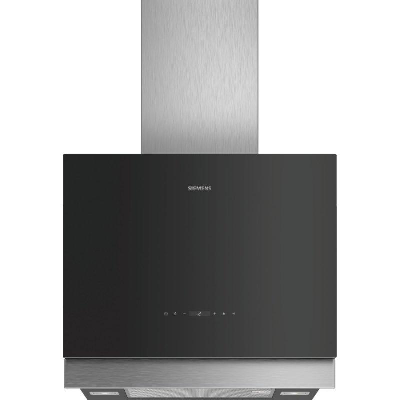 Siemens Dunstabzugshaube Lc67fqp60 Eek A Schwarz 736 95