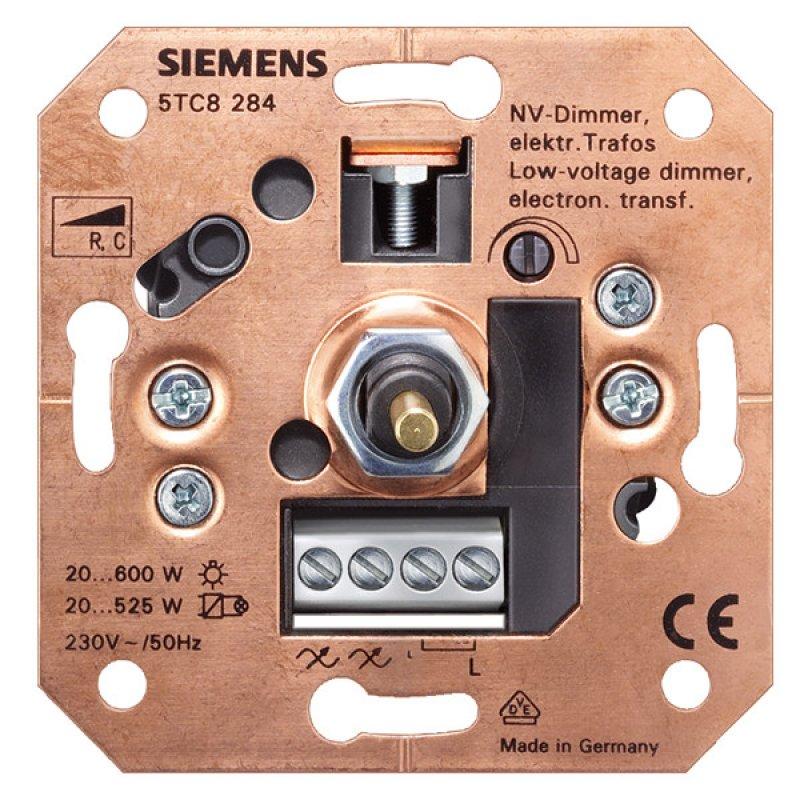 Siemens Gerateeinsatz Delta Up Nv Dimmer Fur Elektronisch