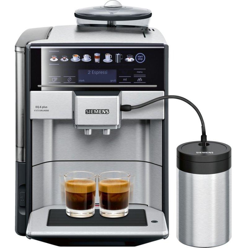 Siemens Kaffeevollautomat Der Extraklasse Te657f03de 1 299 95
