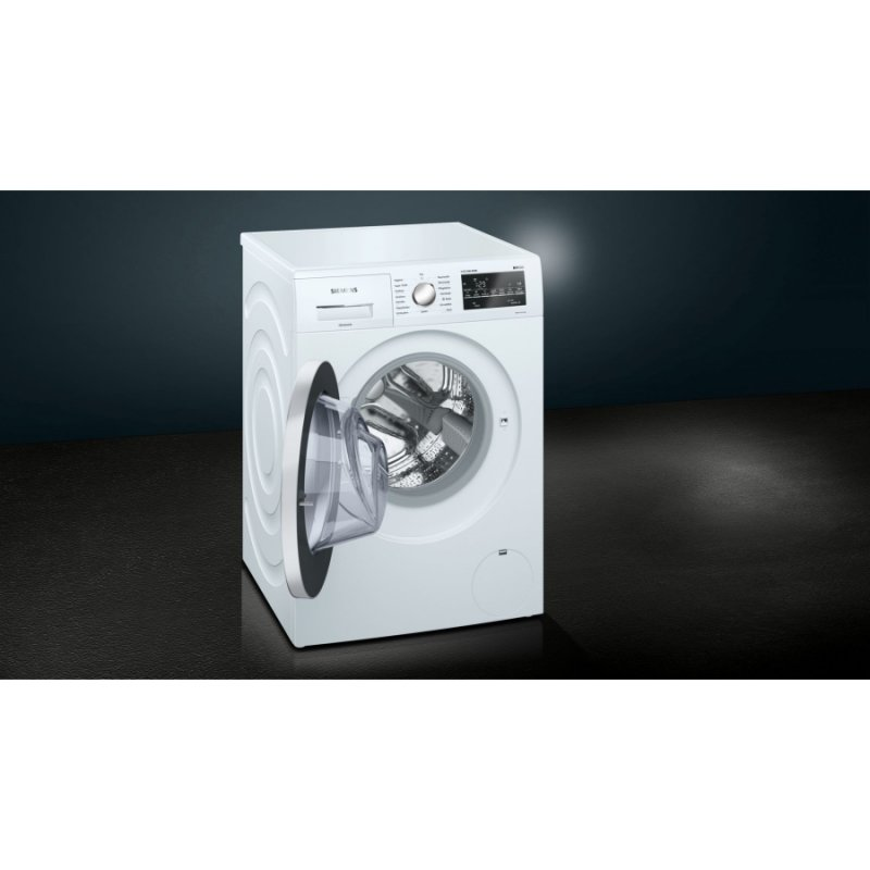 siemens waschmaschine der extraklasse wm14g491 eek a. Black Bedroom Furniture Sets. Home Design Ideas