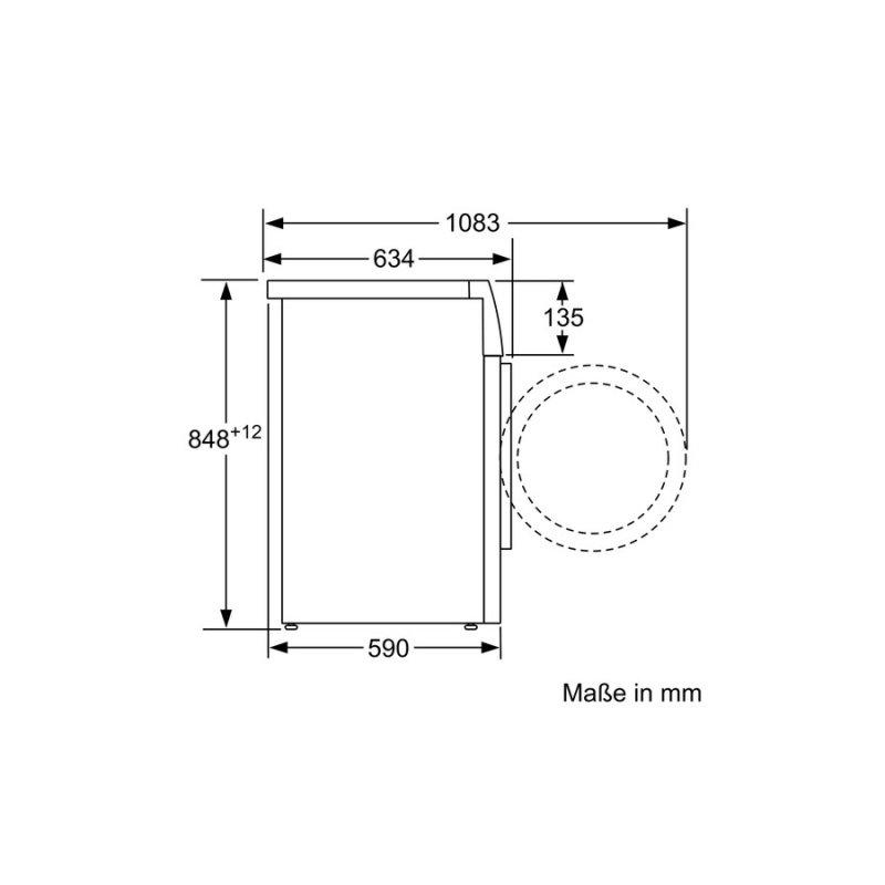 Bevorzugt Siemens Waschmaschine der Extraklasse: WM14W59A - [EEK: A+++], 737,95 AS26