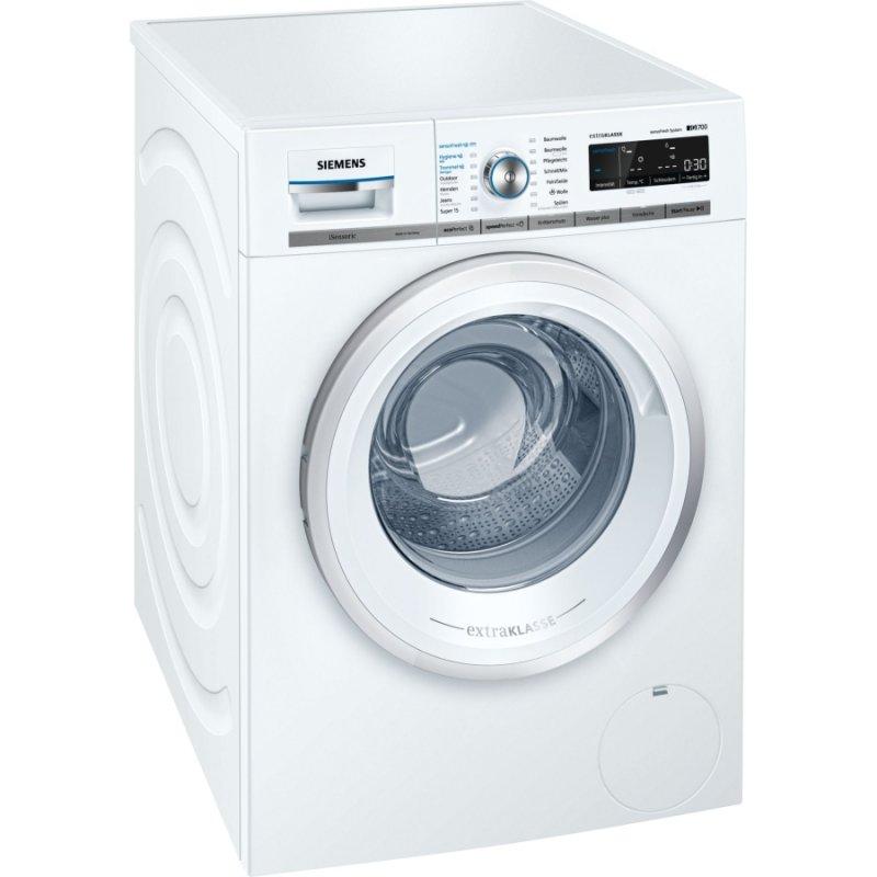 siemens waschmaschine der extraklasse wm14w790 eek a. Black Bedroom Furniture Sets. Home Design Ideas