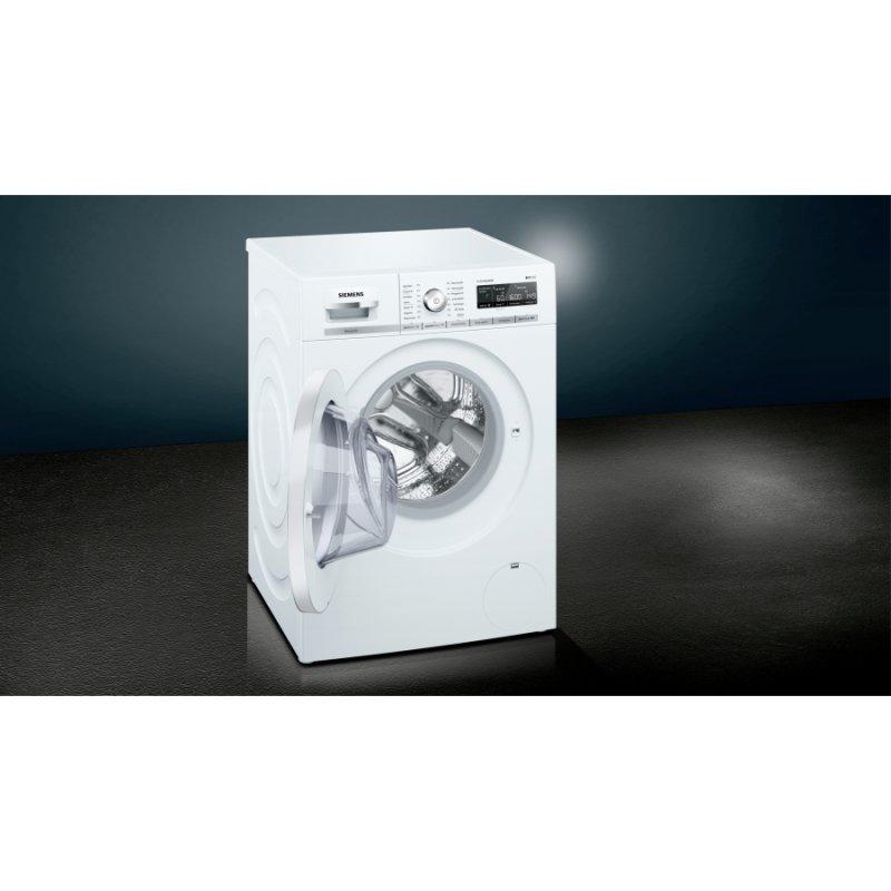 siemens waschmaschine der extraklasse wm16w591 eek a. Black Bedroom Furniture Sets. Home Design Ideas