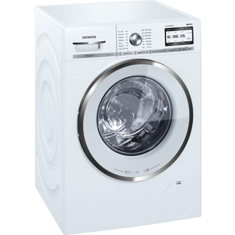 siemens waschmaschine der extraklasse wm4yh791 eek a. Black Bedroom Furniture Sets. Home Design Ideas