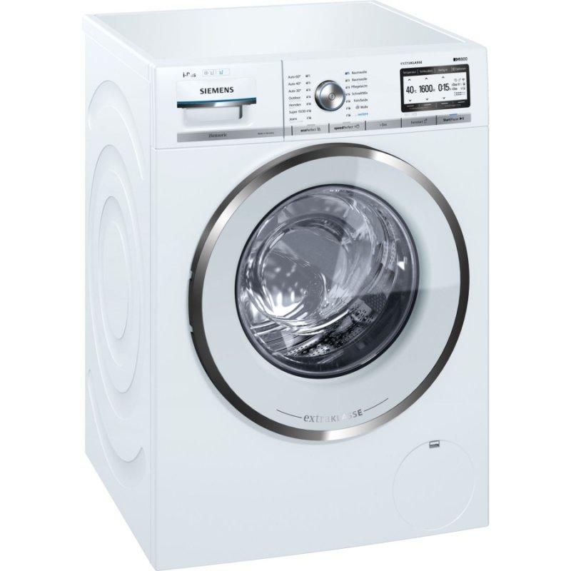 siemens waschmaschine der extraklasse wm6yh891 eek a inkl. Black Bedroom Furniture Sets. Home Design Ideas