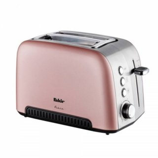 Fakir Toaster Rubra gold-rose